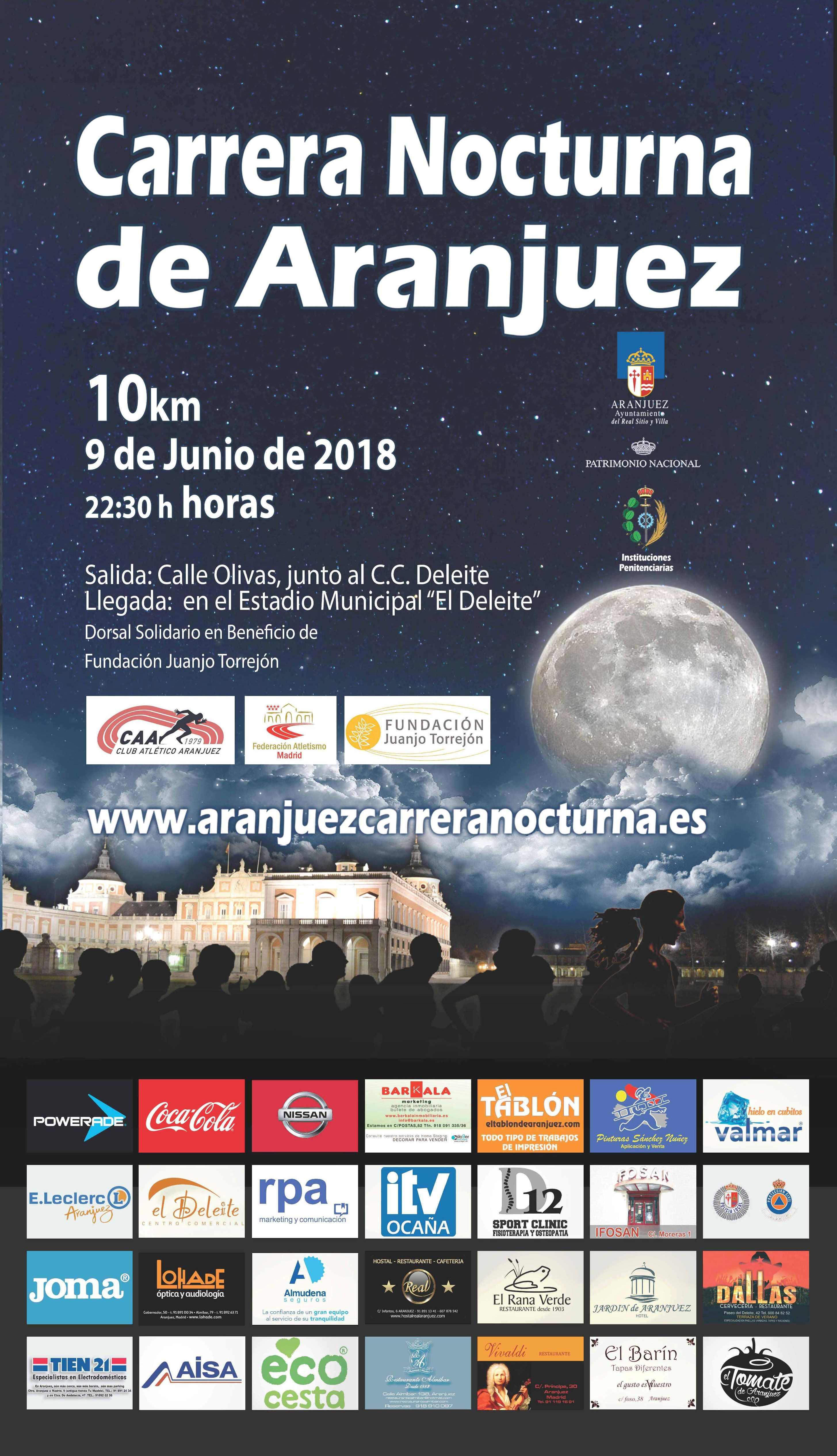 Federacion de atletismo de madrid for Busco trabajo en aranjuez