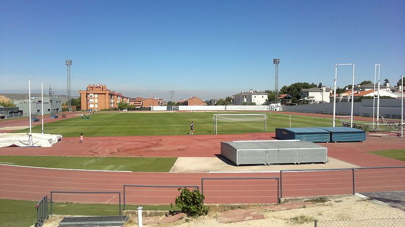 Estadio Municipal de Deportes