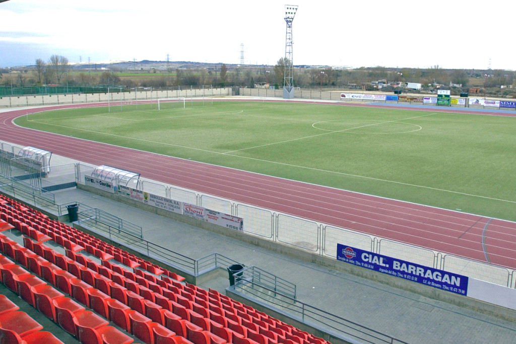 Estadio Santiago Pino